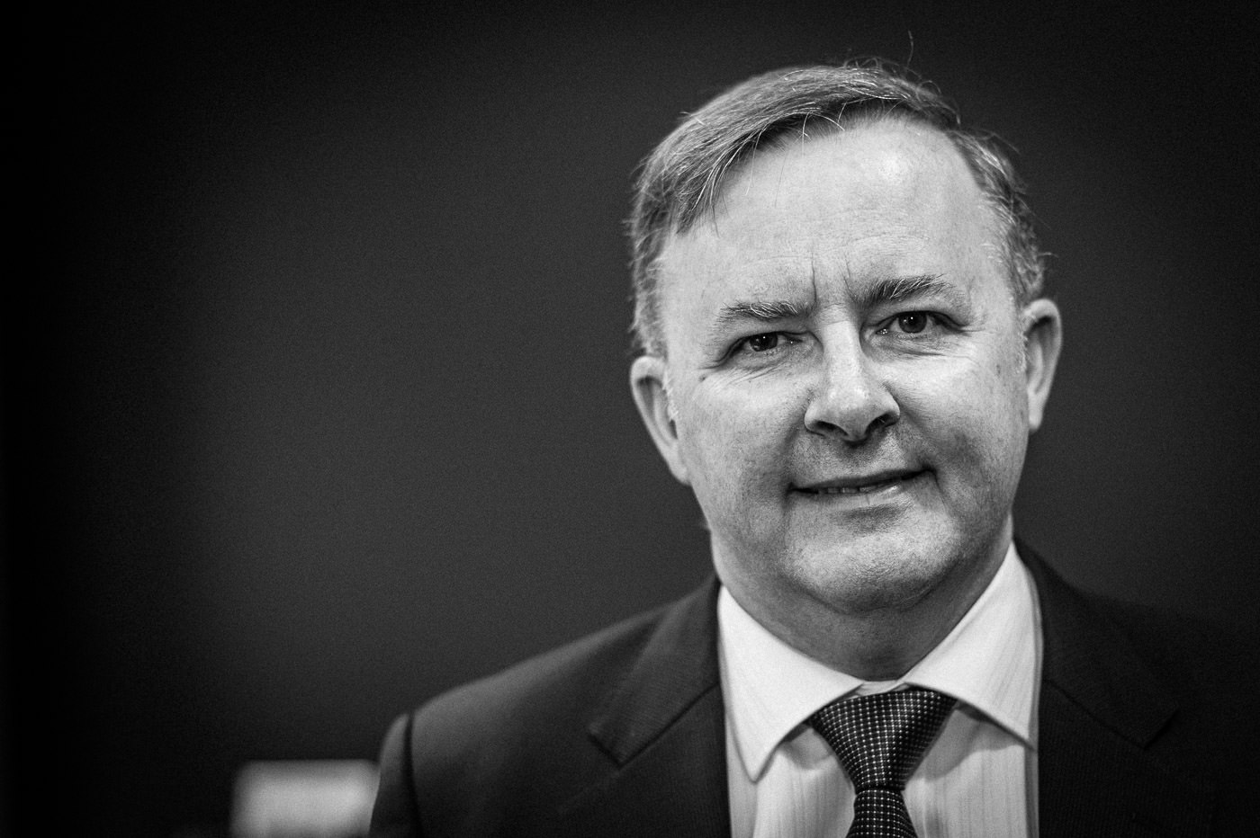 Portrait of The Hon Anthony Albanese MP